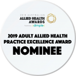 Allied Health Award